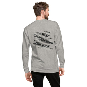 Youll Never Walk Alone Sweatshirt - Actorswood Official