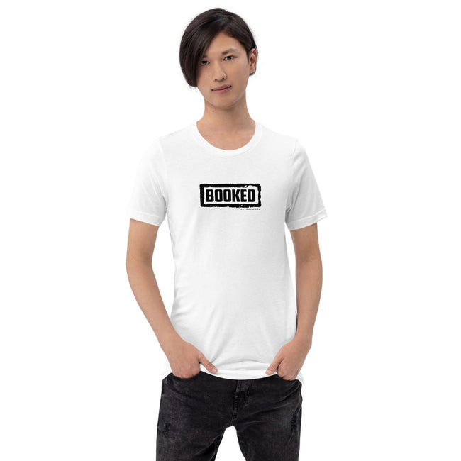 Booked T-Shirt - Actorswood Official