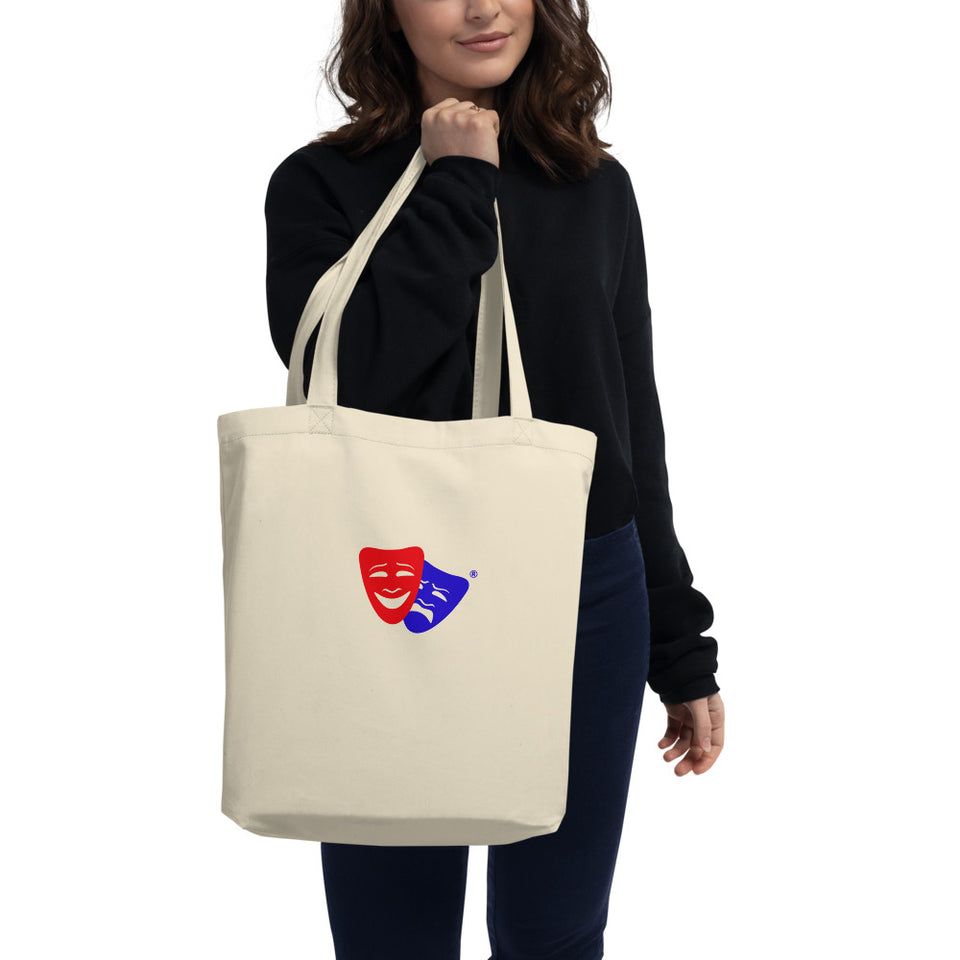 Acting Face Tote Bag - Actorswood Official