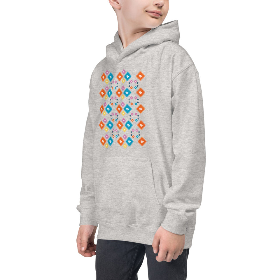 Warning Sign Jr Hoodie - Actorswood Official