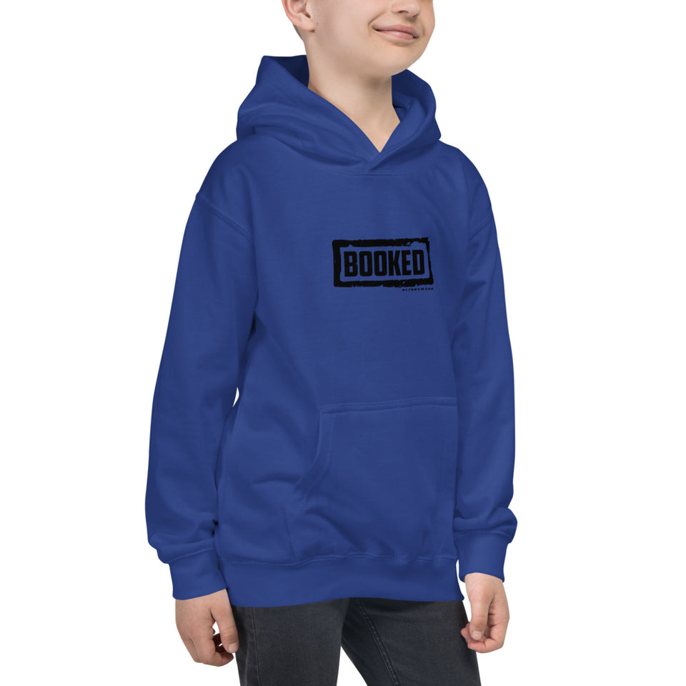 Booked Jr Hoodie - Actorswood Official