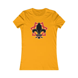 Test copy of TTO Logo Chest - Babalon Back - Fem. Bodied Organic Tee
