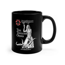 Load image into Gallery viewer, Black mug 11oz
