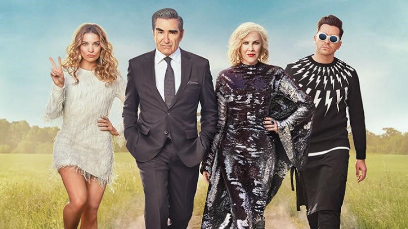 Schitt's Creek Cards are Heeeerree! (and other news)
