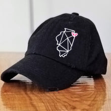 Load image into Gallery viewer, Chicago, IL Hat (Black)