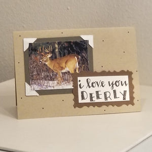 Deer Pun Cards - Greeting Cards