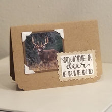 Load image into Gallery viewer, deer pun cards - greeting cards