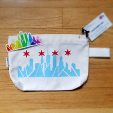 Load image into Gallery viewer, Chicago Skyline Purse