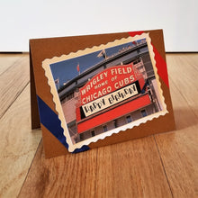 Load image into Gallery viewer, happy birthday [cubs/wrigley field] - greeting card