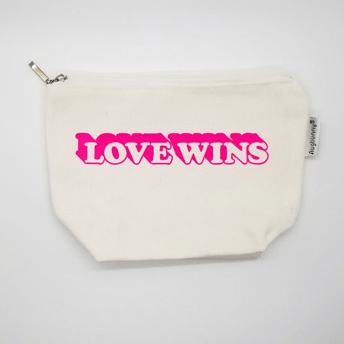 Love Wins Coin Purse