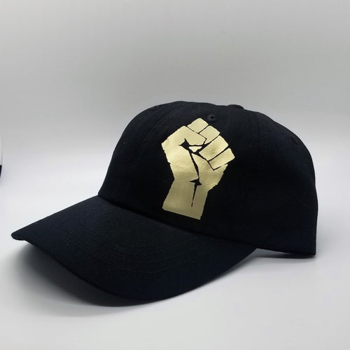 Black Lives Matter/Resist Fist Hat