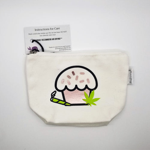 Wake & Bake Coin Purse