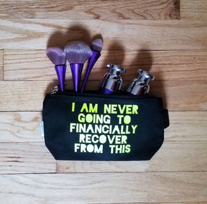 """I am never going to financially recover from this"" Coin Purse"