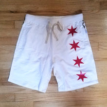Load image into Gallery viewer, Chicago Star Sweatshorts