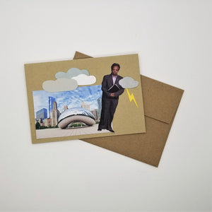Lori Lightfoot quarantine cards - various styles/neighborhoods