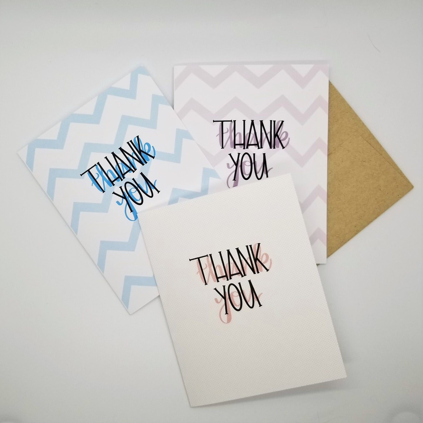 Thank You Bundle - Greeting Card