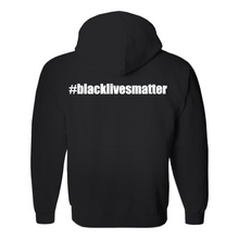 Load image into Gallery viewer, B Posi+ive Black Lives Matter Hoodie