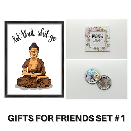 Gifts for Friends Gift Set #1