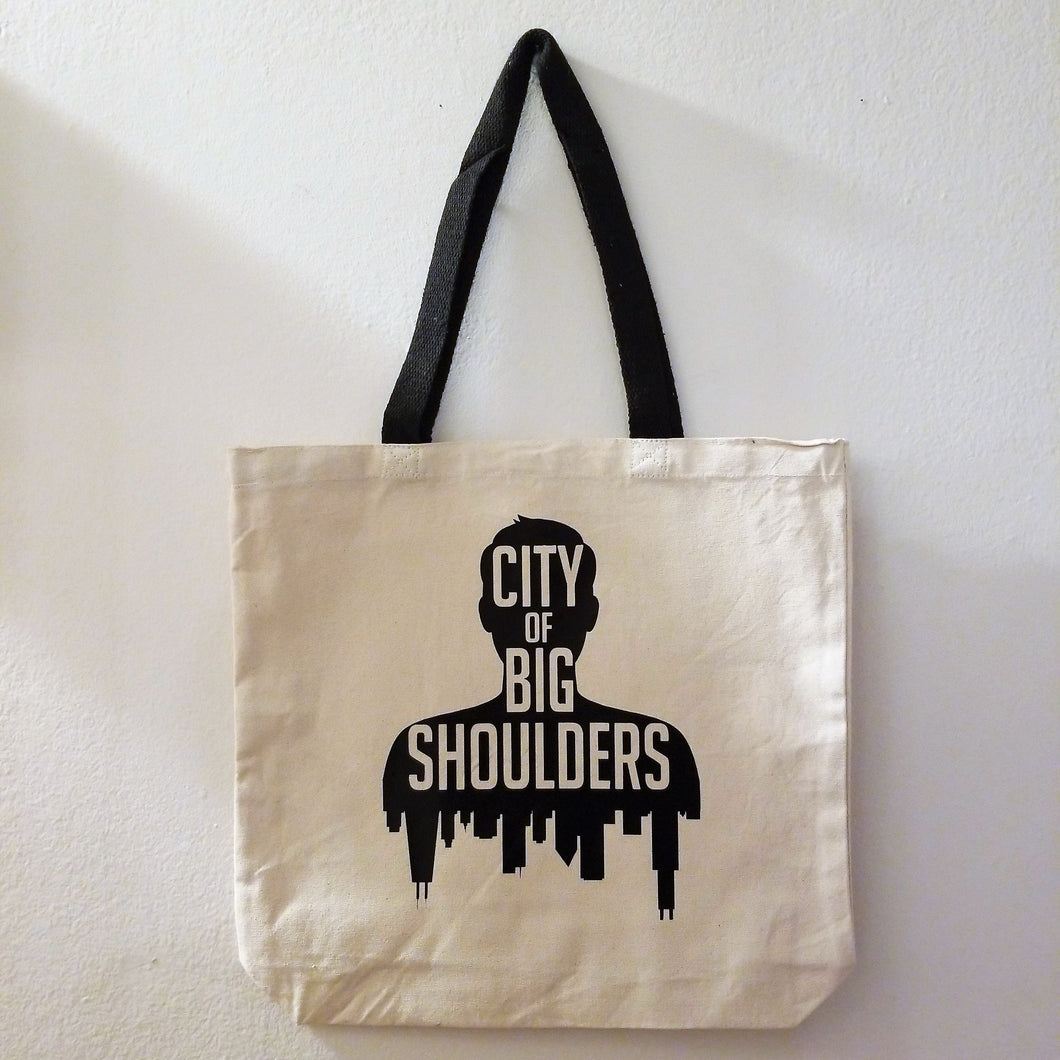 City of Big Shoulders Tote - Hof Draws
