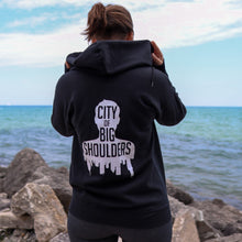Load image into Gallery viewer, City of Big Shoulders Zip-Up