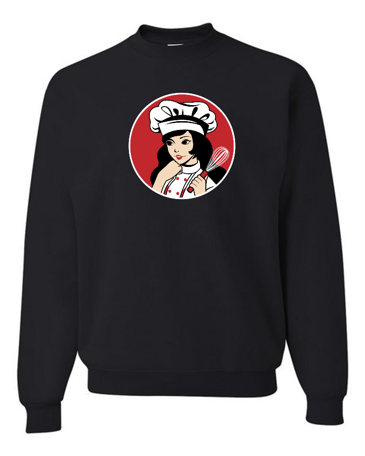 Mindful Baking Crewneck