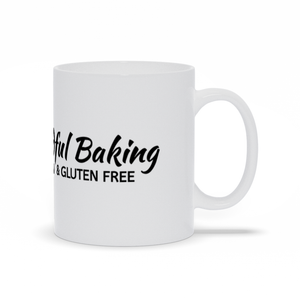 Mindful Baking Mug (Black/White)