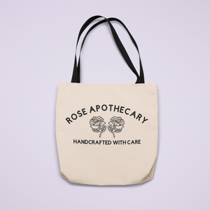Rose Apothecary Tote