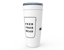 Load image into Gallery viewer, Feed Your Head Tumbler