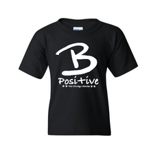 Load image into Gallery viewer, B Posi+ive Black Lives Matter Tee - YOUTH SIZES