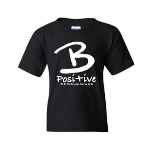 B Posi+ive Black Lives Matter Tee - YOUTH SIZES