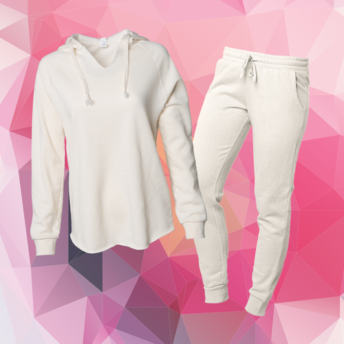 Women's Bone Sweatsuit
