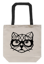 Load image into Gallery viewer, Cat Tote