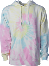 Load image into Gallery viewer, Cotton Candy Tie Dye Sweatsuit
