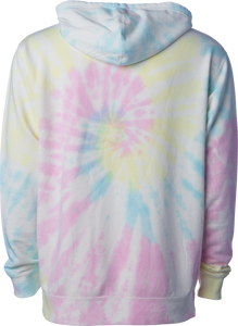 Cotton Candy Tie Dye Sweatsuit