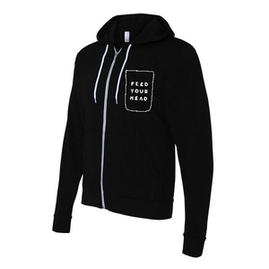 Feed Your Head Zip-Up