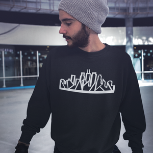 Chicago Skyline Crewneck