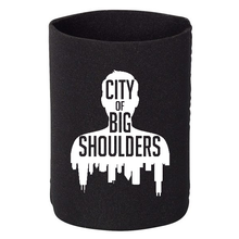 Load image into Gallery viewer, City of Big Shoulders Can Cooler