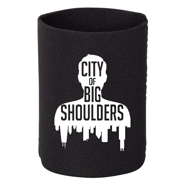 City of Big Shoulders Can Cooler