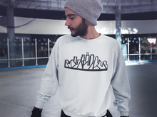 Load image into Gallery viewer, Chicago Skyline Crewneck