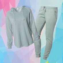Load image into Gallery viewer, Women's Sage Sweatsuit