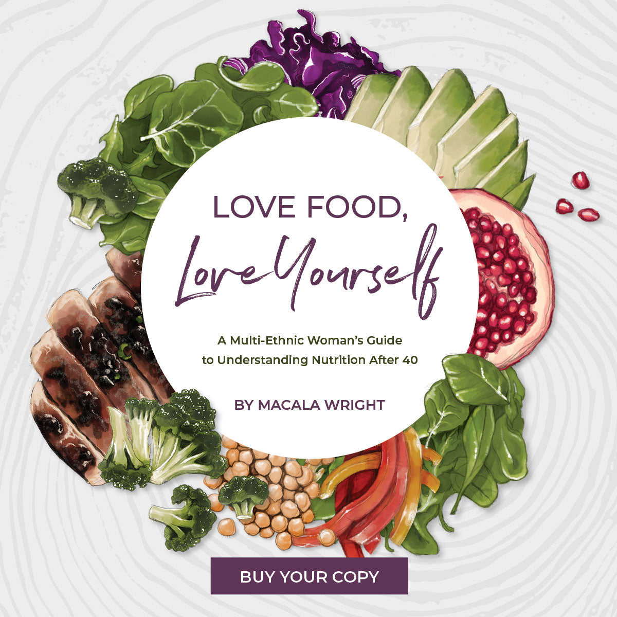 Love Food, Love Yourself: Nutrition for Women over 40