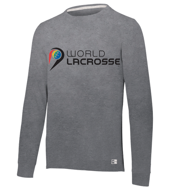 World Lacrosse Long Sleeve Tshirt
