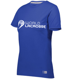 World Lacrosse Ladies Tshirt