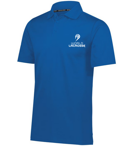 World Lacrosse Polo Shirt