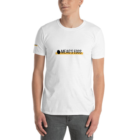 Meag's Eggs Logo Short-Sleeve T-Shirt