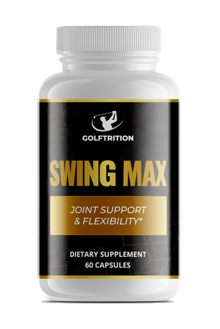 Swing Max, Supplement, Golftrition