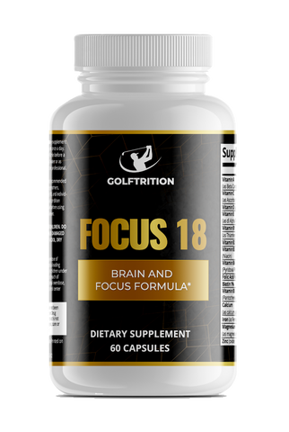 Focus 18, Supplement, Golftrition