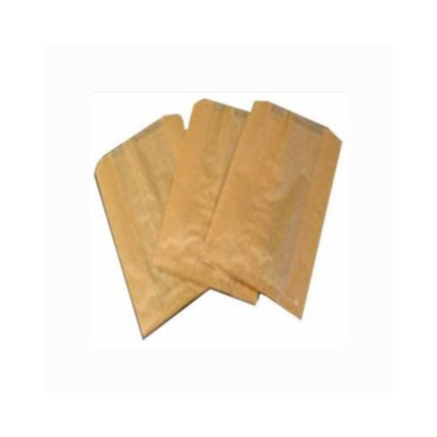 7.5 x 3.5 x 10.25 - Kraft Dry Waxed - Sanitary Napkin - (500/CS)