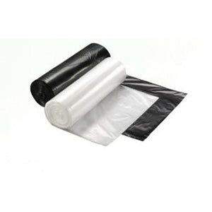 52 x 75 - 2 MIL - Clear Can Liner - 96 GAL - (50/CS)