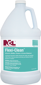 FLEXI-CLEAN Intensive Rubber Cleaner and Grease Remover - (1 GAL)